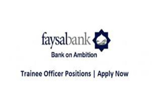 Faysal Bank Limited Jobs Trainee Branch Services Officer Program
