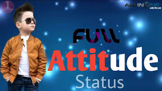 Boy Attitude status in hindi for facebook and whatsapp