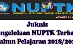 Juknis Pengelolaan NUPTK Terbaru Tahun Pelajaran 2018/2019