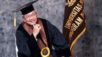 Prof. Sarlito Wirawan Sarwono