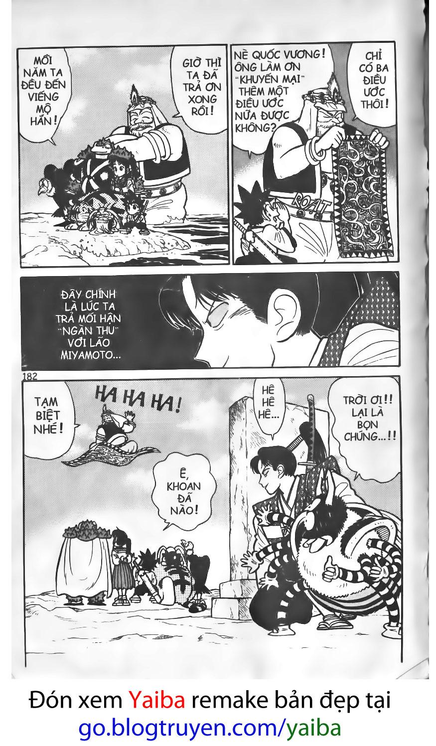 Yaiba chap 39 trang 19