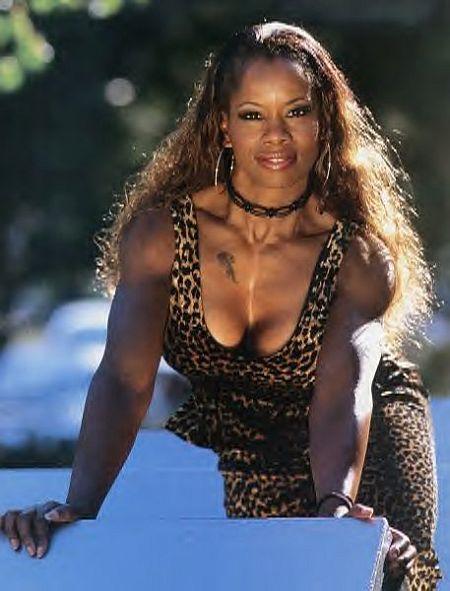 Female Wrestling - WWE - Jacqueline Moore