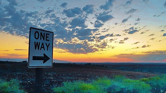 One way to illumination...