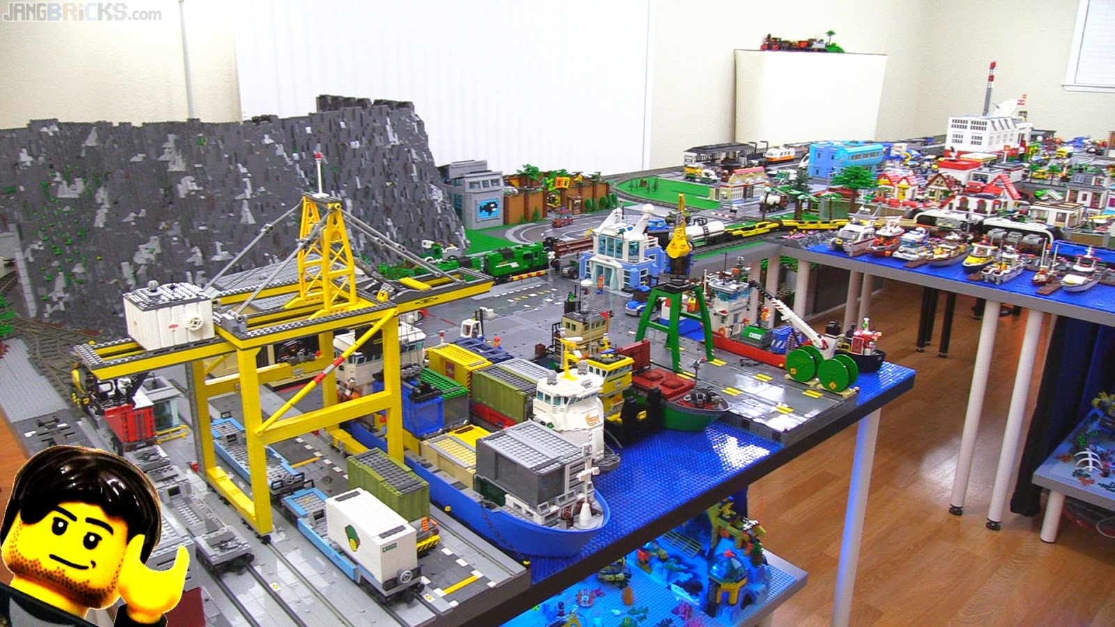 Lego City Layout Plan Queue Updated May 21 2019