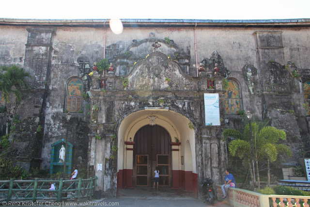Lucban Church, Quezon Province