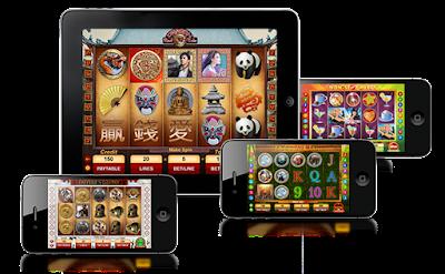 Permainan Kasino Online Melalui Android