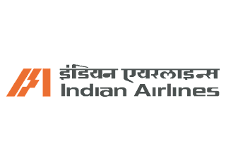 Indian Airlines Logo Vector