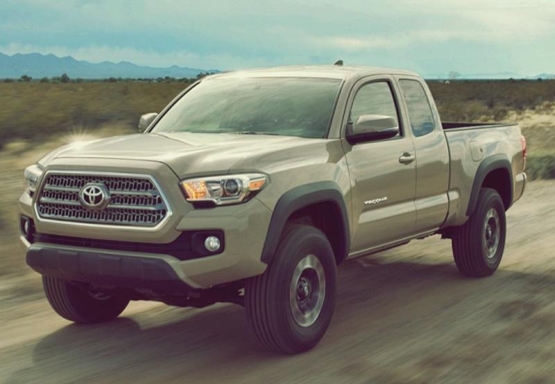2018 Toyota Tacoma Limited, Tacomas