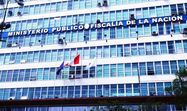 Ministerio Publico Fiscalíaa de la Nación