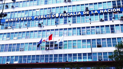 Fiscalía allana oficinas de 7 jueces vinculados a Los Cuellos Blancos del Puerto
