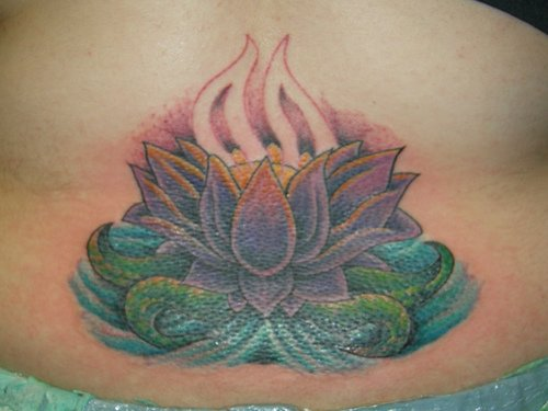Aztec Lotus Flower Tattoo Hd Wallpapers Home Design