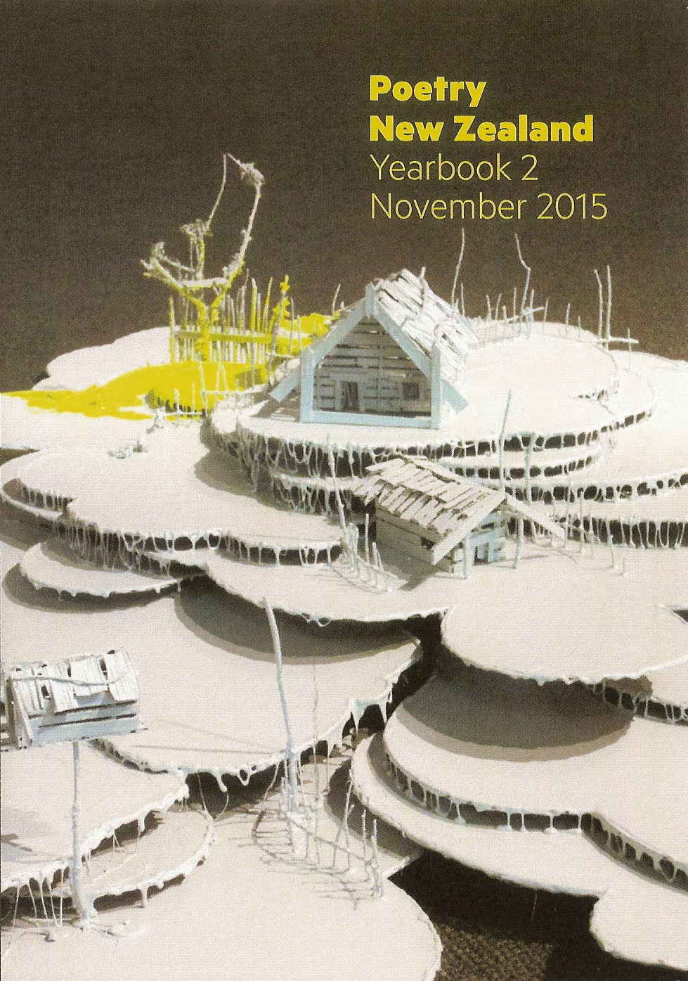 Poetry New Zealand Yearbook 2 (2015)