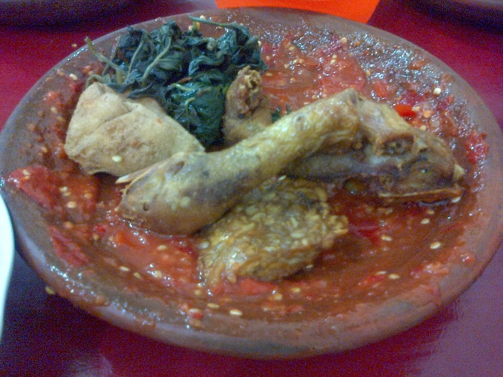 Info Jajanan Wisata Kuliner Surabaya Warung Penyetan Padin