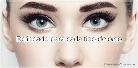Delineado para cada tipo de olho | Dicas do delineado perfeito