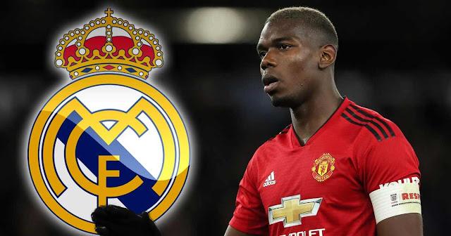 Klub Raksasa Spanyol Real Madrid Menaikkan Tawaran Untuk Pogba