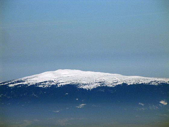 Babia Góra, zwana również Diablakiem (słow. Babia hora, węg. Babia gura, niem. Teufelspitze czyli Góra diabła, 1725 m n.p.m.).