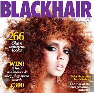 Black U.K. Beauty Magazine Accidentally Put A White Model On Its Cover. Apologies Followed.