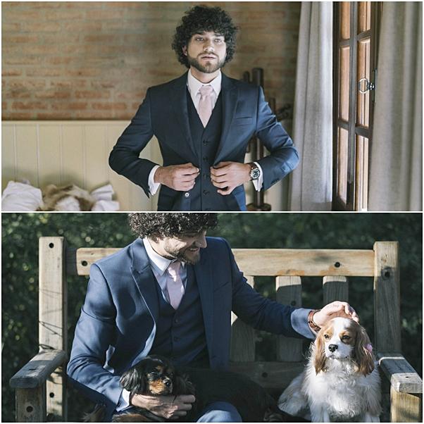 casamento niina secrets cachorro entrada aliança casamento
