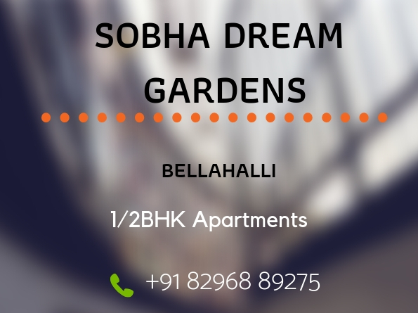 Sobha Dream Gardens by Sobha Properties