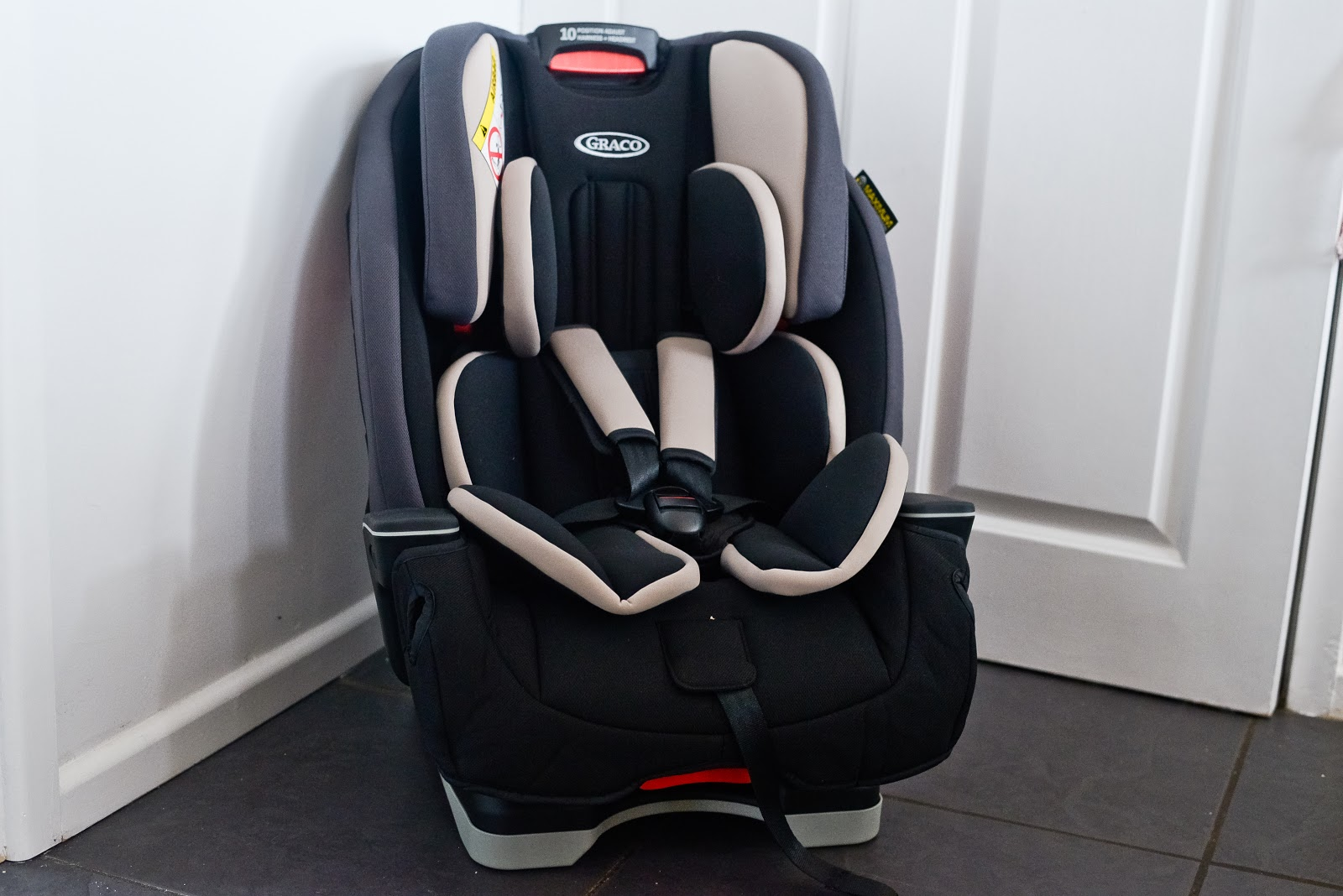 Graco all in one Milestone car seat review, Graco Milestone car seat review