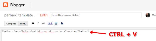 Membuat Social Share Button Responsive Tanpa JavaScript di Blog