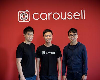 Carousell旋轉拍賣獲11.2億台幣B輪募資,加速布局亞太市場