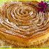 Ruffled milk pie (tarta de pasta filo)