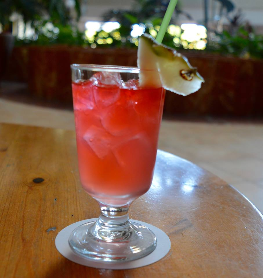 The all inclusive Cocktail menu at Blau Varadero, Cuba - Mary Pickford