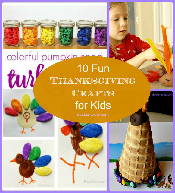 turkey crafts, pilgrims, seed crafts, tee pees, holiday crafts