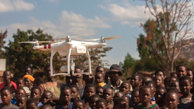 Malawi opens drone testing corridor for humanitarian efforts