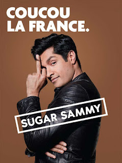 Sugar Sammy humoriste lyon