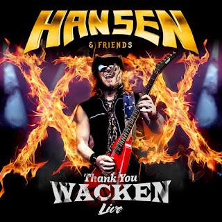 "Videos από το live album του Hansen ""Thank You Wacken"""