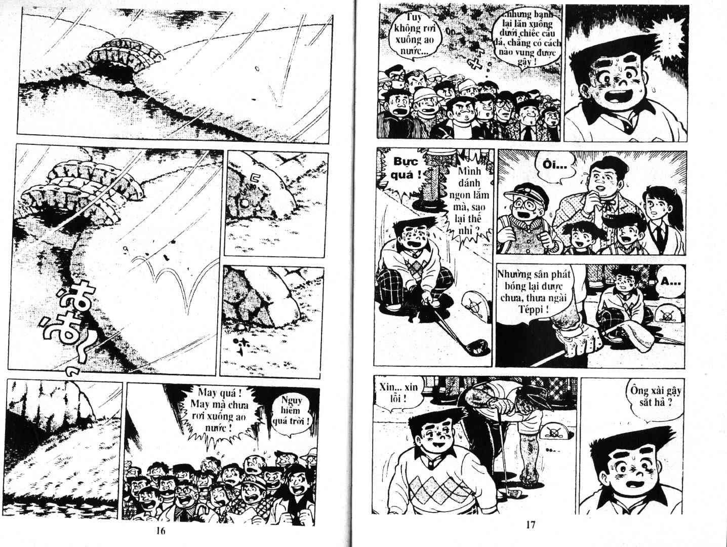 Ashita Tenki ni Naare chapter 48 trang 7