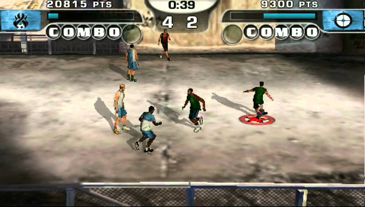 2X Gamer: ->Fifa Street 2 Size Game 70 Mb