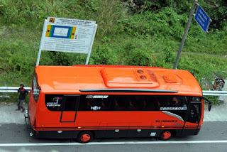 Bus Pariwisata Pekanbaru 241