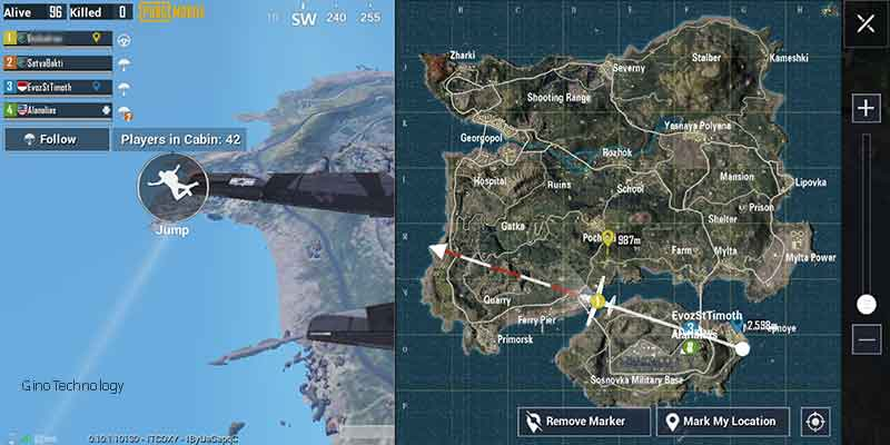 10 Tips Pubg Mobile Increasing The Ability To Shoot Gino Technology