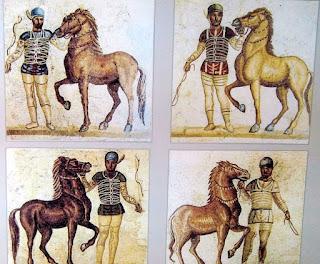 Grupo BONA DEA. Recreación y divulgación de la Antigüedad: OCIO ...