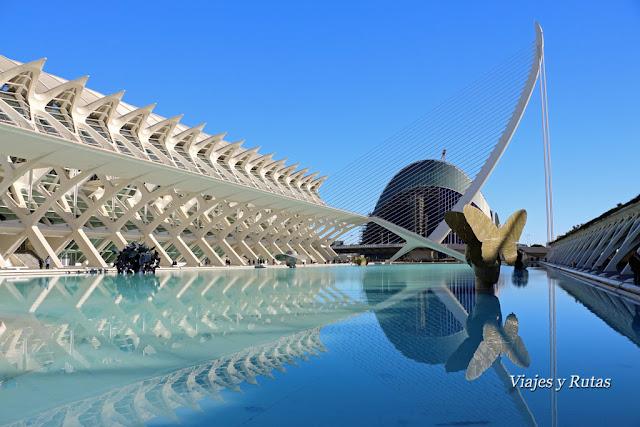 Valencia-Ciudad-Artes-Ciencias