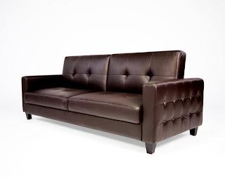Futon Sofa Leather Futon Sofa