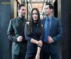 capítulo 56 - telenovela - por amar sin ley t2  - las estrellas