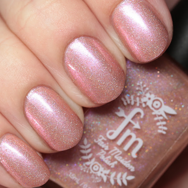 Fair Maiden Polish Peachy