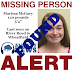 Missing Wheatfield teen found