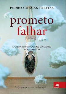 [Resenha] Prometo Falhar - Pedro Chagas Freitas