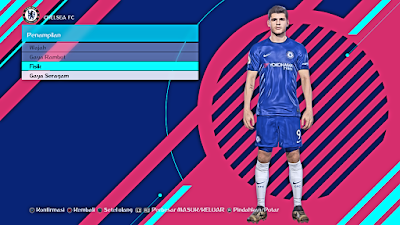 PES 2018 English Premier League Wet Kits Season 2017/2018 by affan7x
