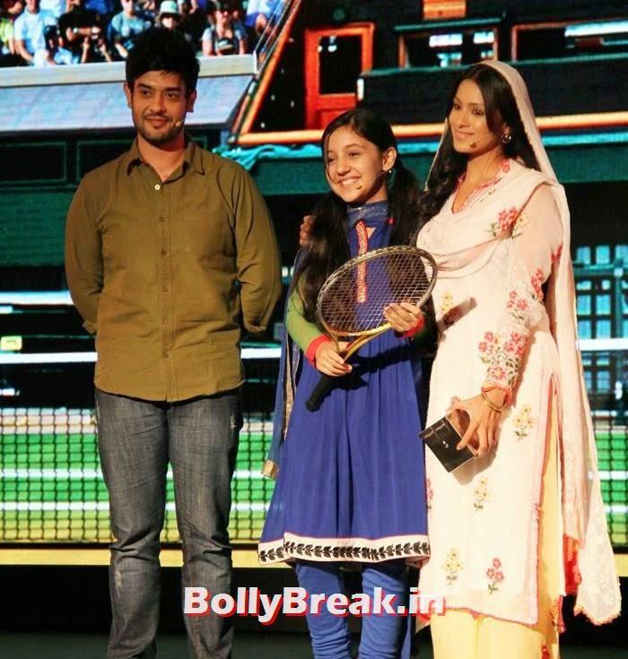 Hussain Zaidi, Ashnoor Kaur, Barkha Sengupta, Raveena, Juhi, ragini at Sony Pal Launch - Hot Pics