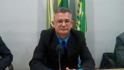 Resultado de imagem para Presidente da câmara de Groaíras Clerton paiva