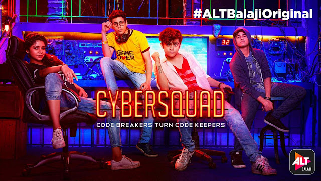 Cybersquad 2017 WEB-HD Hindi HEVC x265