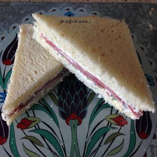 sahur için sandviç tarifi