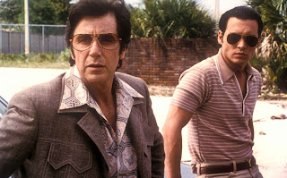 Johnny Depp and Al Pacino Donnie Brasco