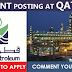 URGENT QATAR RECRUITMENT 2017 | APPLY NOW
